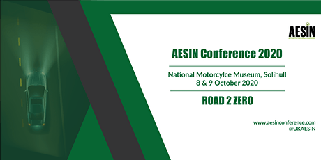 AESIN 2020 Conference tickets