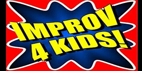 Improv 4 Kids presents Online Shows for the whole family tickets