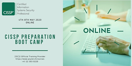 CISSP Preparation Boot Camp - ONLINE tickets