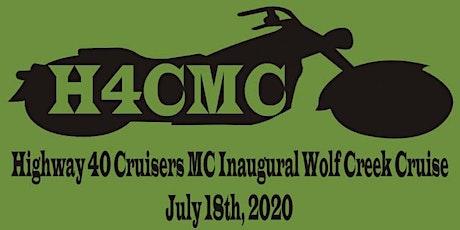 H4CMC Inaugural Wolf Creek Cruise tickets