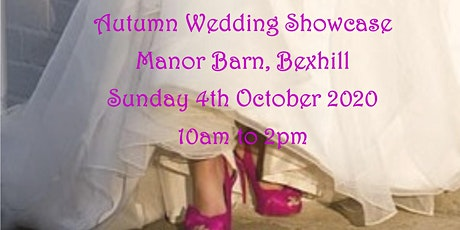 Autumn Wedding Showcase tickets