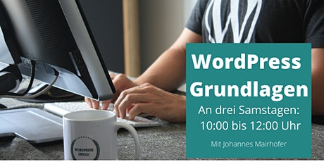 WordPress Grundlagen Tickets