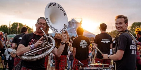 New York Brass Band tickets