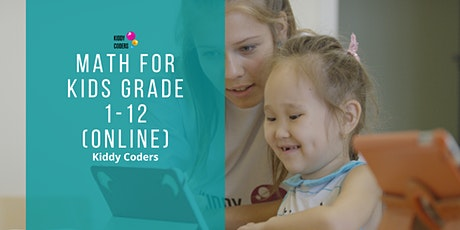 Online Math Trial Lesson for kids 9-10 y.o. tickets