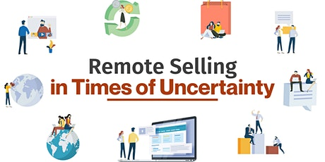 Remote Selling in the New Normal tickets
