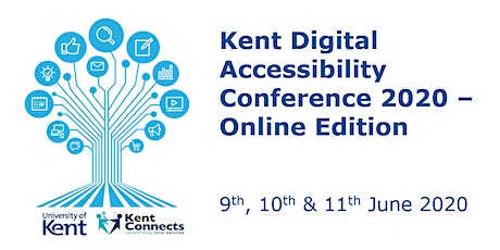 ONLINE Kent Digital Accessibility Conference 2020 tickets
