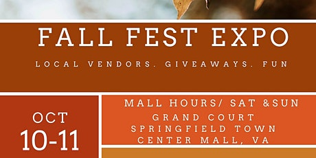 Fall Fest Expo tickets