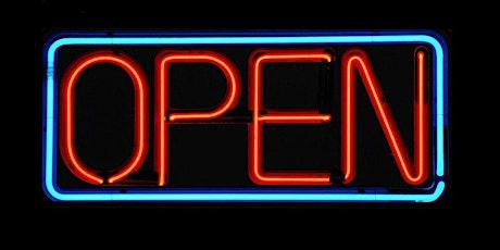 Open:Data:Surgery tickets