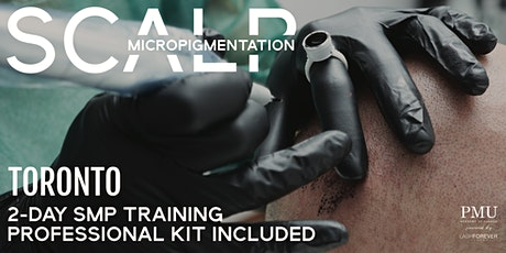Scalp Micropigmentation Training with Lashforever Canada tickets