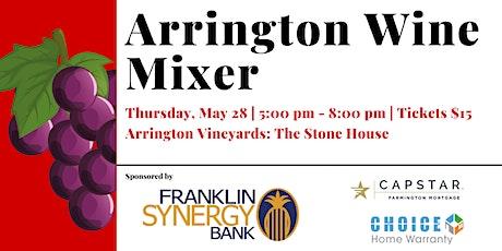 Arrington Wine Mixer tickets