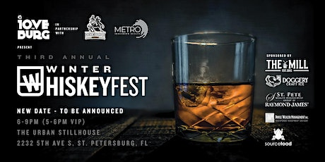 TBA: I Love the Burg's 3rd Annual Whiskeyfest tickets
