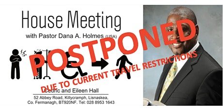 POSTPONED Healing Meeting with Dr. Dana A. Holmes tickets