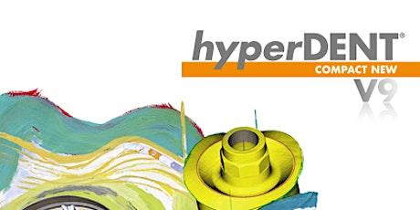 """hyperDENT V9 - Creazione grezzi, Connettori, """"Nesting"""", Ottimizzazione biglietti"""
