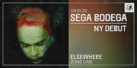 Sega Bodega: Salvatour @ Elsewhere (Zone One) tickets