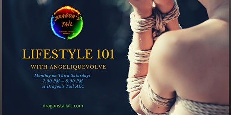 """Lifestyle 101 Virtual """" with AngeliquEvolve tickets"""