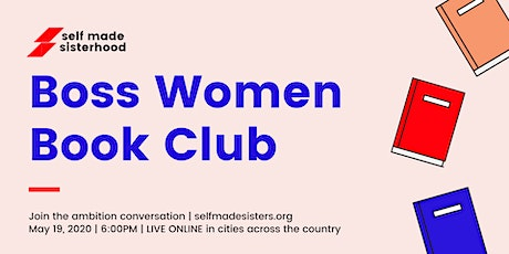 Virtual Book Club for Boss Women ⚡Presented by Self Made Sisters USA tickets