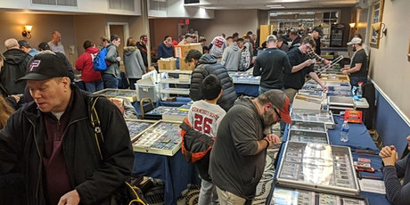 Baseball Sports Card Collectibles Show Comfort Inn Fairfax May 9 tickets