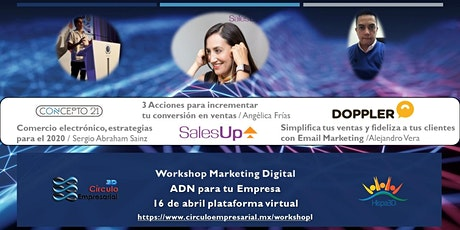Workshop Marketing Digital entradas