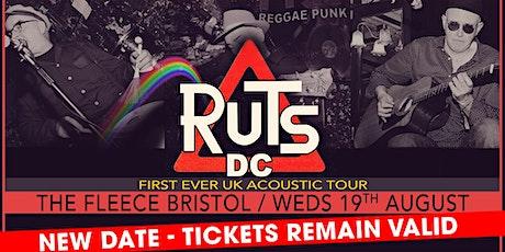 RUTS DC Acoustic at Bristol Fleece tickets