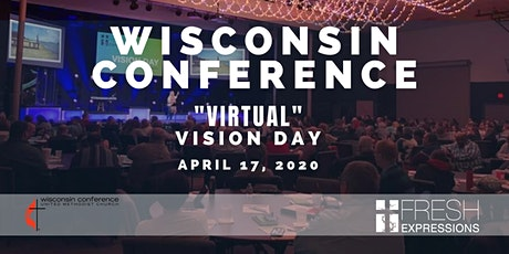 """Virtual"" Vision Day - Wisconsin Conference tickets"