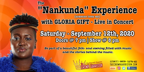 "The ""Nankunda"" (Someone Loves Me) Experience tickets"