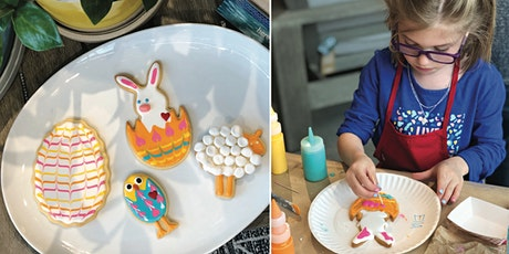 Virtual Eggcellent Easter Cookie Decorating Workshop tickets