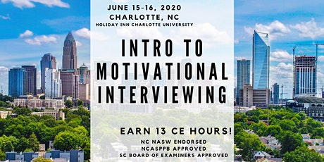 Introduction to Motivational Interviewing with Laurie Conaty tickets