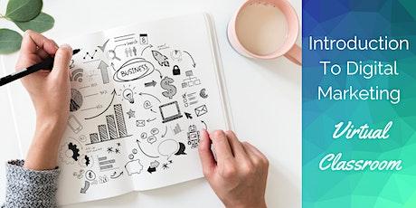 Introduction to Digital Marketing - Virtual Classroom tickets