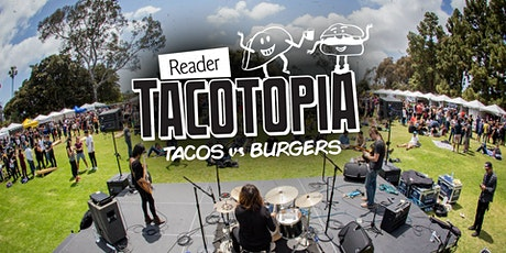 Reader Tacotopia 2020: Tacos vs Burgers (21+ ONLY) tickets