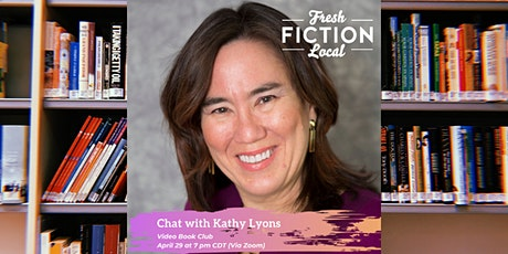 Video Book Club with author Kathy Lyons tickets