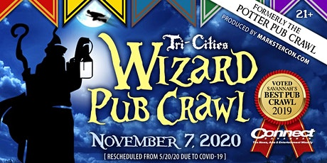 Wizard Pub Crawl (Bristol, TN/VA) tickets