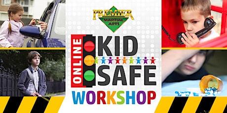 FREE Online Kids Safe Workshop In Weston tickets