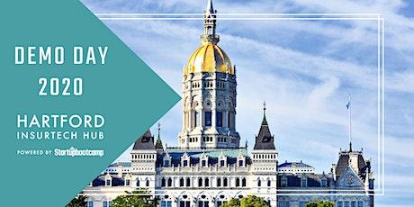 Hartford Insurtech Hub - Digital 2020 Demo Day! tickets