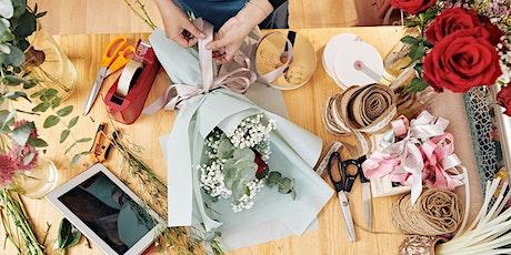 Taller de Diseño Floral para Armonizar tu Vida y tu Hogar entradas