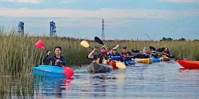 Hackensack Riverkeepers Saturday Reserved Paddle