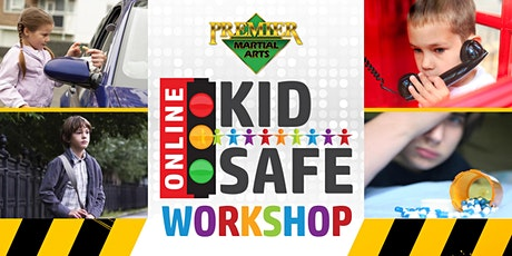 FREE Online Kids Safe Workshop In Pembroke Pines tickets