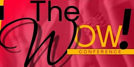 The WOW! Conference tickets