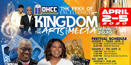 Kingdom of the Arts and Media Festival 2020 Online tickets