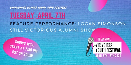 Victorious Voices Night 2: Alumni Showcase feat. Logan Simonson tickets