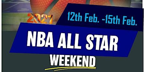 NBA All-STAR WEEKEND 2021 tickets