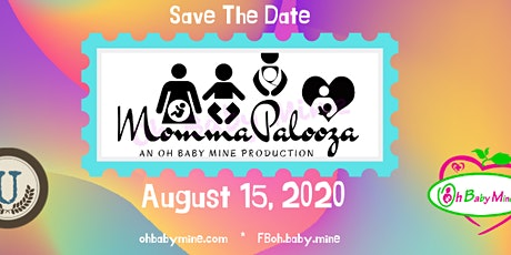 MommaPalooza 2020 Natural Parenting Event tickets