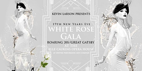 Denver New Years Eve 2022 - 19th White Rose Gala tickets