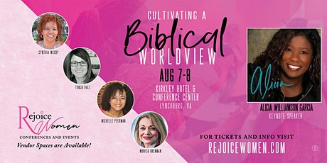 Rejoice Women's Conference tickets