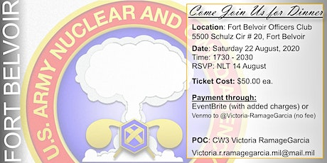 Celebrating United States Army Nuclear CWMD Agency's  Annual Dinner tickets