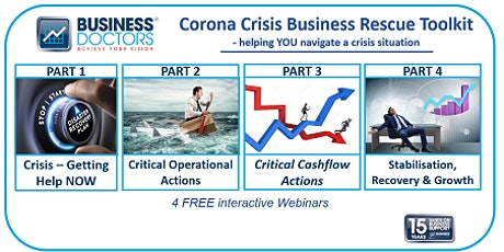 Corona Crisis Business Rescue Toolkit tickets