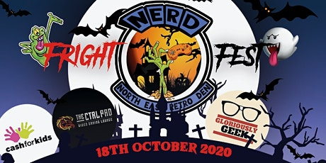 NERD Fright Fest tickets