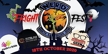 NERD Fright Fest tickets