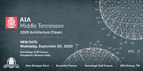 2020 Architecture Classic Golf Tournament tickets