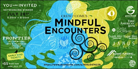 Crew of Comus - Mindful Encounters tickets