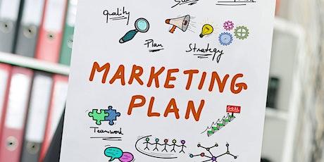 Create a marketing plan tickets